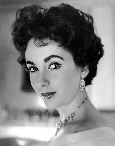 Scandals of Classic Hollywood: Elizabeth Taylor, Black Widow - The Hairpin