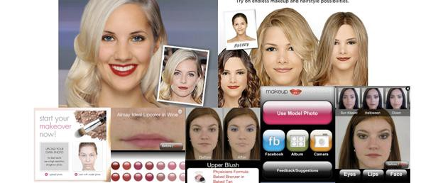 The Top 5 Makeover-y Sites, Apps
