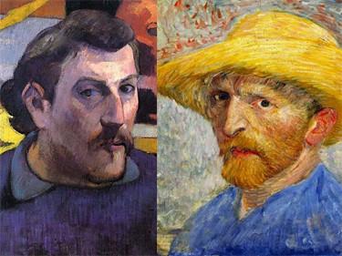 Is Your Man A Scrub Van Gogh Vs Gauguin The Hairpin