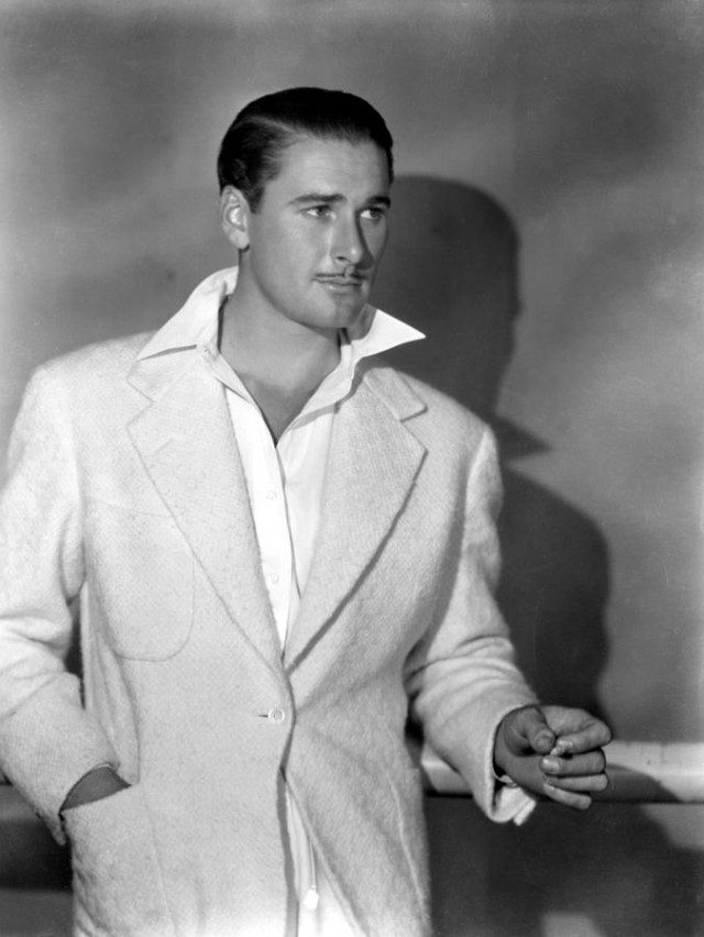 Scandals of Classic Hollywood: In Like Errol Flynn - The Hairpin
