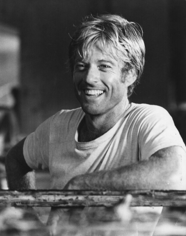 Extrêmement Scandals of Classic Hollywood: Robert Redford, Golden Boy - The  AN45