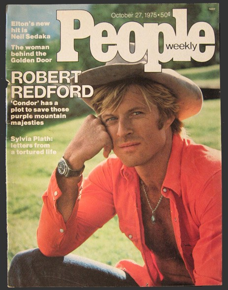 Robert redford gay