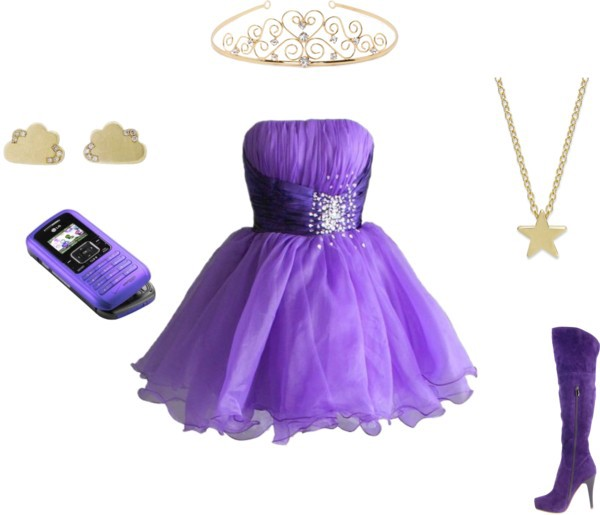 Get The Look: Lumpy Space Princess