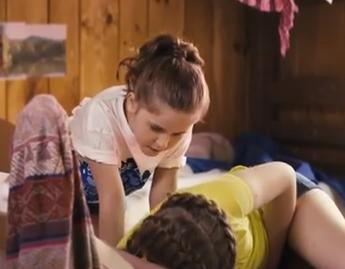 """Behind the Scenes at Camp Gyno, the """"Best Tampon Ad in the History"""