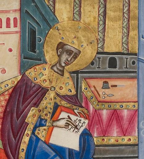 Solomon Writing--1637-38--Malnazar