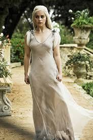 Daenerys pink dress