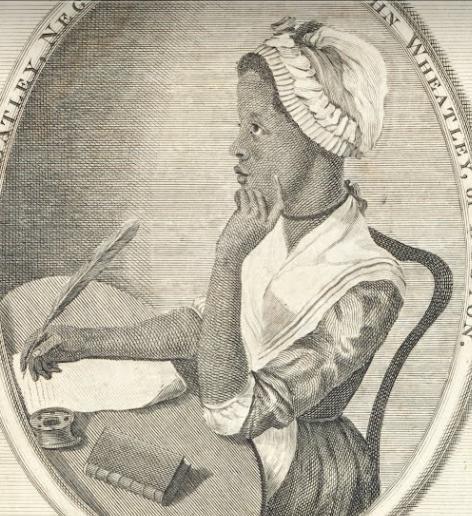 Phillis Wheatley--1773