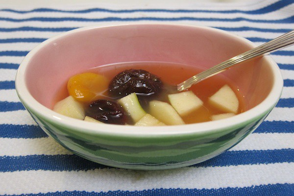 YER FRUIT SOUP