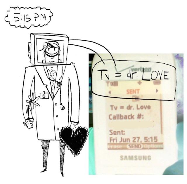 3TV doc LOVE
