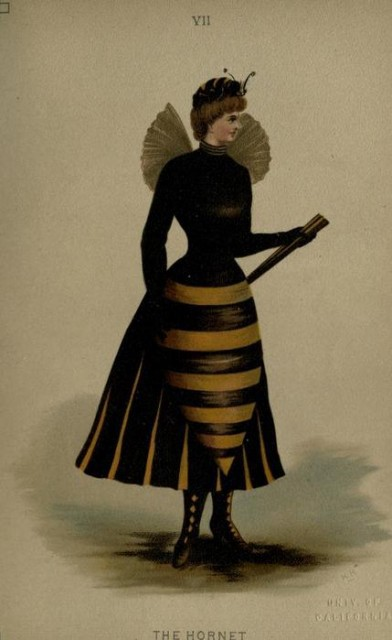 Halloween - hornet