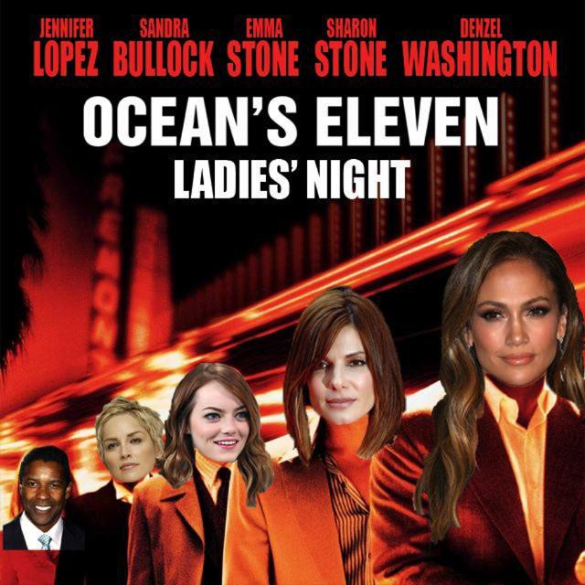 Movies for a ladies night