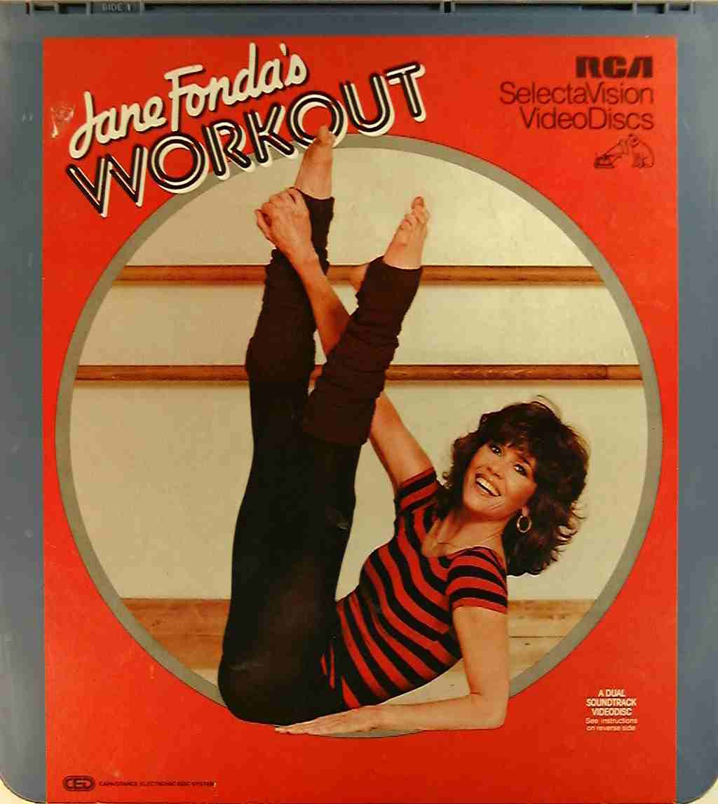 80S Workout Porn going for the burn: revisiting jane fonda's workouts - the
