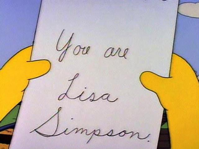 lisasimpson