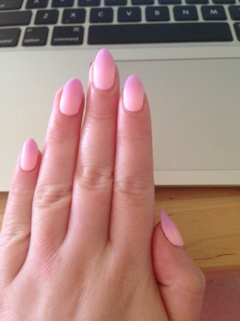 The Best Nails Are Long Pointy Nails - The Hairpin