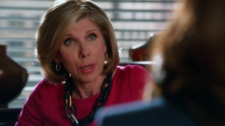 Diane Lockhart For Years I Had Stereotyped The Good Wife