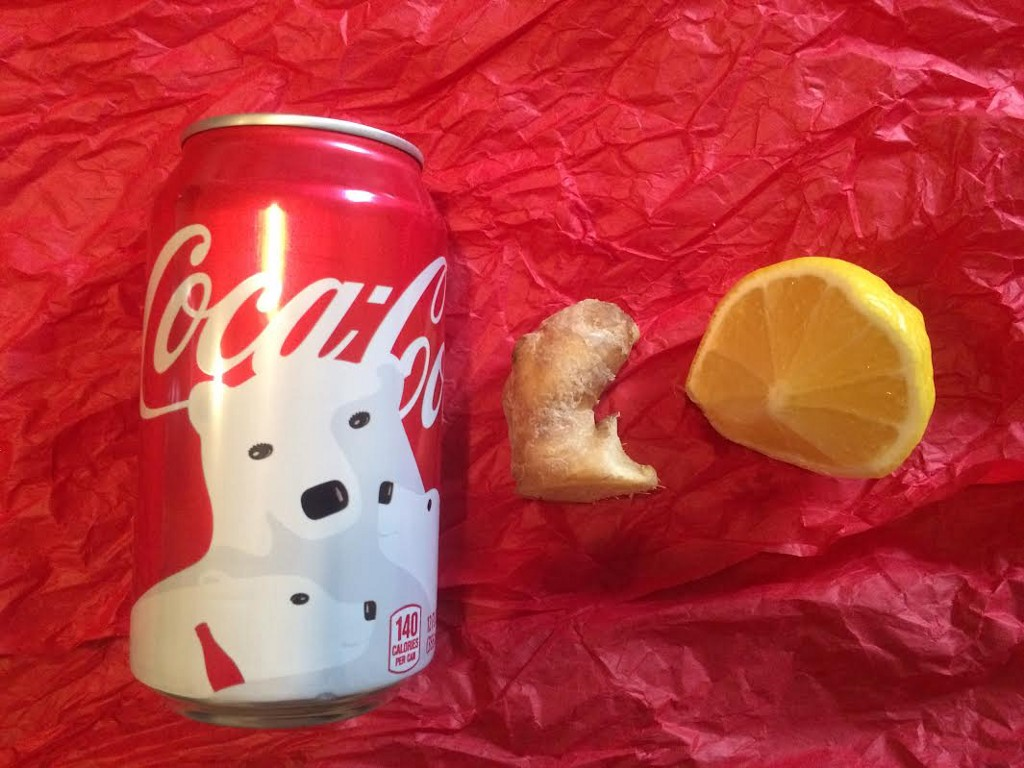 Cold Remedy Review: Boiled Coke With Ginger And Lemon - The