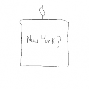 """Candle Review: Diptyque, """"New York,"""" Which I Have Not Smelled For"""